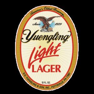 Yuengling Light Logo
