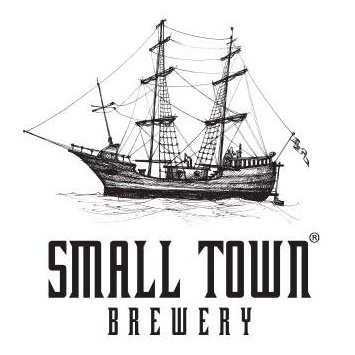 Small Town Brewery Logo
