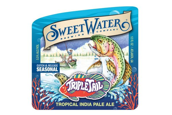 Sweetwater's new seasonal, TripleTail joins the United Beverages family this summer!